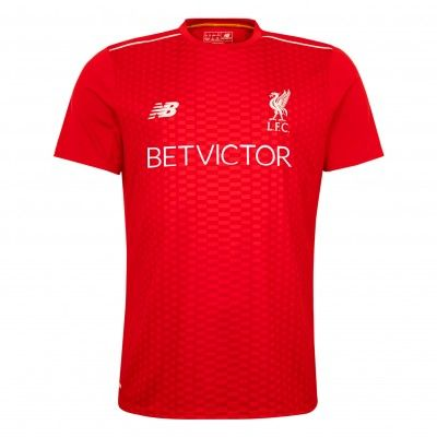 LFC Mens Home Pre Match T-Shirt 16/17 | Liverpool FC Official Store