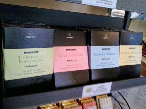 Coppeneur, origin chocolate