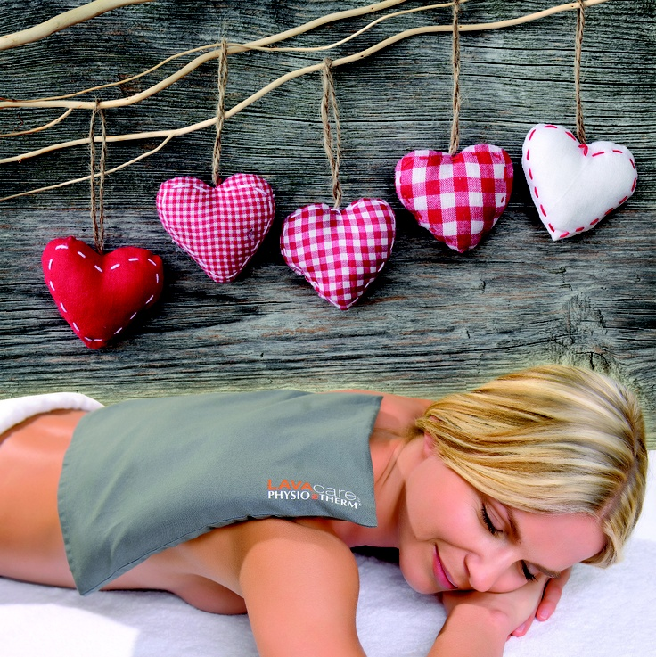 Valentinstag bei Physiotherm :-)
