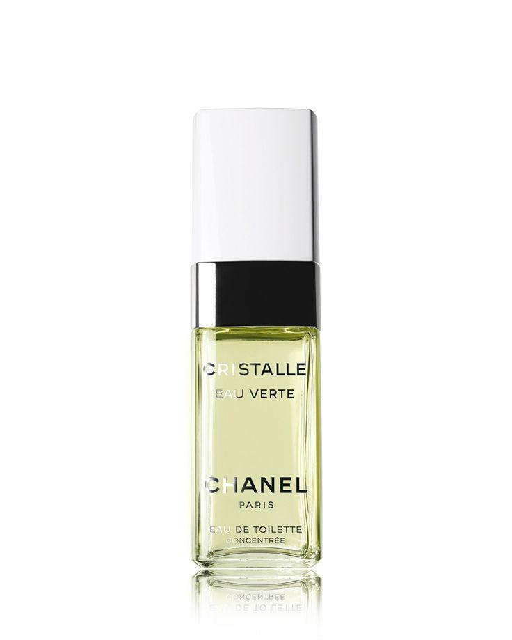 Cristalle eau Verte by Chanel #gift #wanted #wishinglist #verlanglijst #cadeau #kado #boenderpint