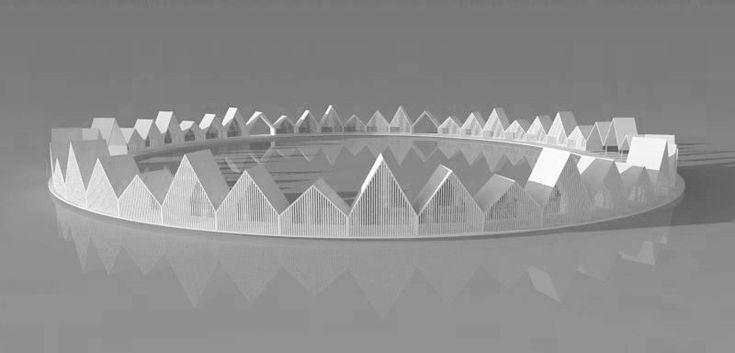 paul dieterlen architecture: inspiration hotel, albufera de valencia (2012)