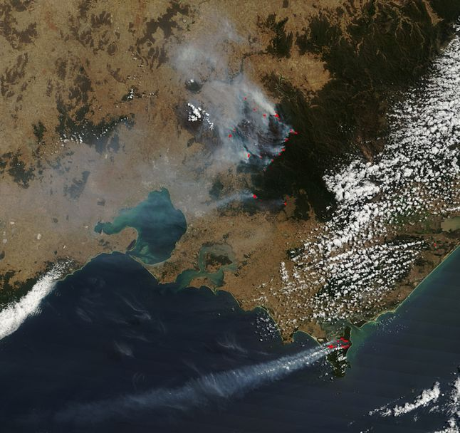 "On February 7, 2009, the ""Black Saturday Bushfires"" became the worst natural disaster in Australia's history."