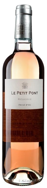"""MyGoodWines - Le Petit Pont """"Domaine Robert Vic"""" Pays d'Oc - Vin du Languedoc"""