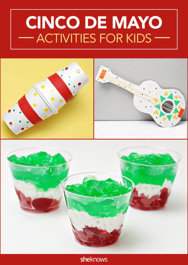 How to make Cinco de Mayo kid-friendly and still fun for the adults