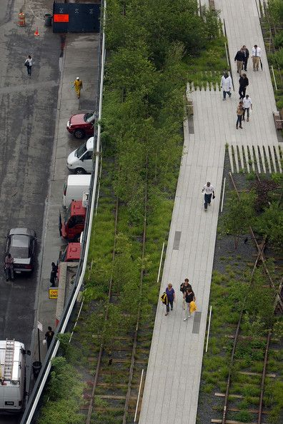 New York's New High Line Park Opens To Public - Pictures - Zimbio