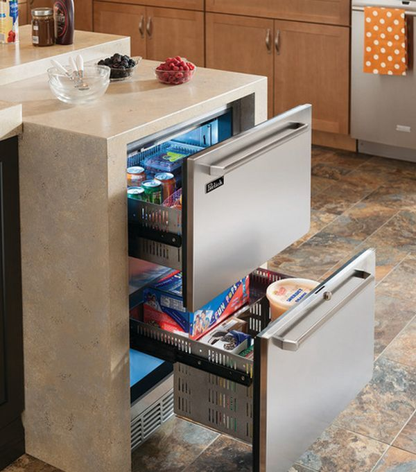 Undercounter Refrigerators The New Must Have In Modern Kitchens Smart And Savvy Liances Pinterest Refrigerator Kitchen