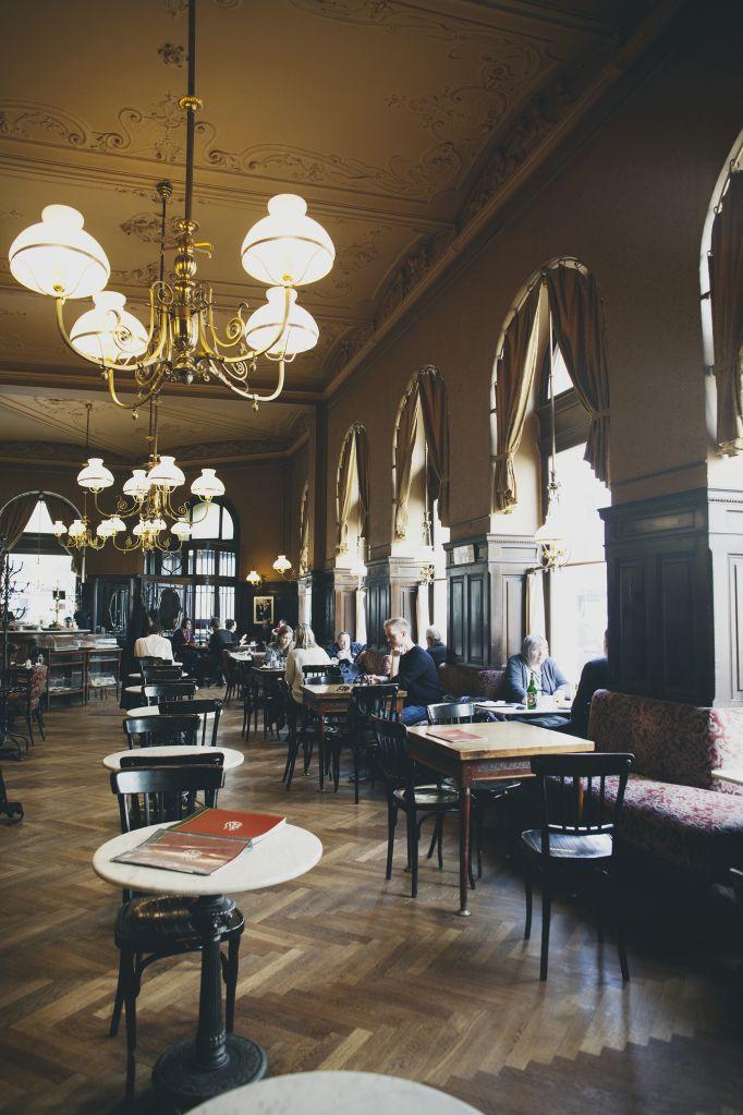 04. Vienna cafe sperl vienna