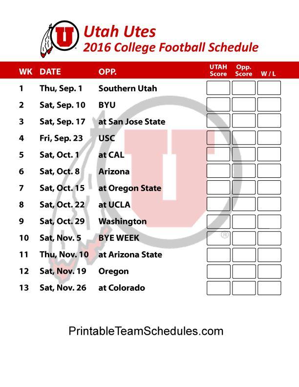 2019 Football Schedule - Utah State University Athletics