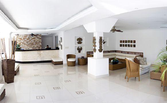 Recepción  HOTEL TAYRONA SANTA MARTA