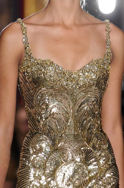 Zuhair Murad, at Couture Spring 2013.