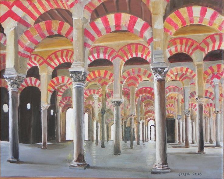 Moskee in Cordoba