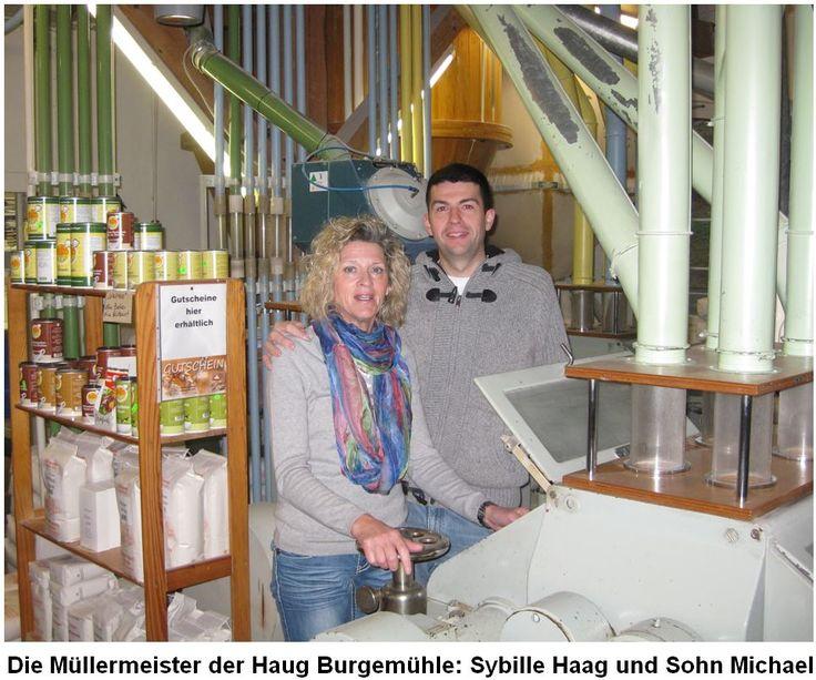 Haug Burgermühle Online Shop Mehl bestellen + kaufen - Haug Burgermühle News Presse