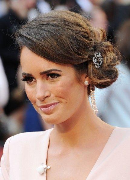 Louise Roe Oscar Hair