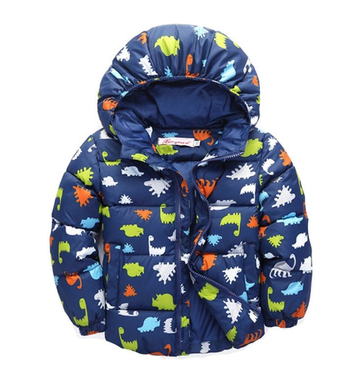"Little Boys Winter Jacket Warm Coat Hooded Thickened Down Coat 3-4t. Fashion design,100% Brand New,high quality. Side entry pockets. Made from a soft touch fabric, warm and comfortable to wear. Season:Spring, Autumn, Winter. Please review unique size in ""Product Description"" below."