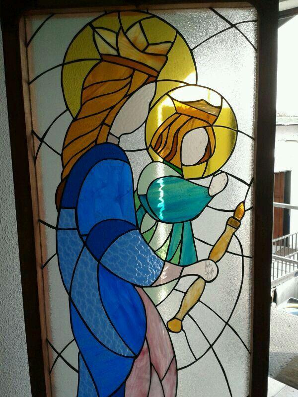 Virgen Maria Auxiliadora 2
