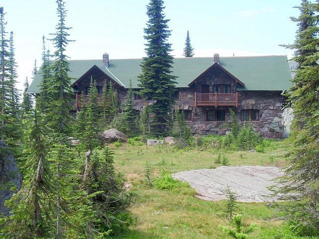 Sperry Chalet, Glacier National Park