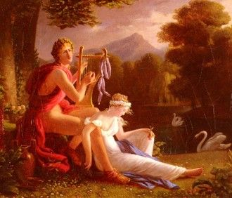I miei magici mondi: Rubrica Miti e Leggende: Orfeo e Euridice