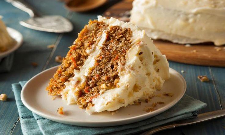 On craque pour ce gâteau aux carottes et ananas si MOELLEUX