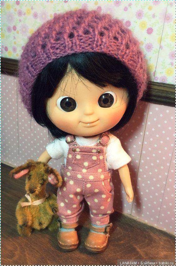 Смешная и добрая Mui-chan! / Другие игровые куклы / Бэйбики. Куклы фото. Одежда для кукол