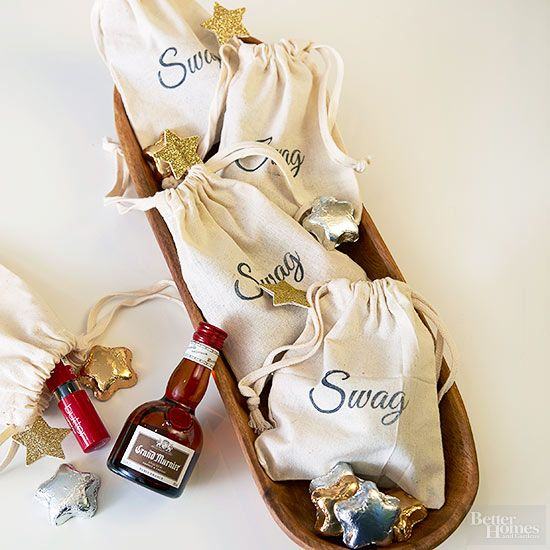 Ideas about swag bags on pinterest frugal body butter and jute bags