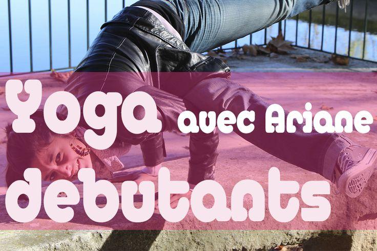 Mettez-vous au Yoga sur ma chaîne YouTube YogaCoaching! Des cours gratuits pour débutants en français, ça vaut le coup d'essayer! :)