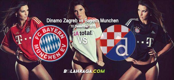 Prediksi Dinamo Zagreb vs Bayern Munchen 10 Desember 2015