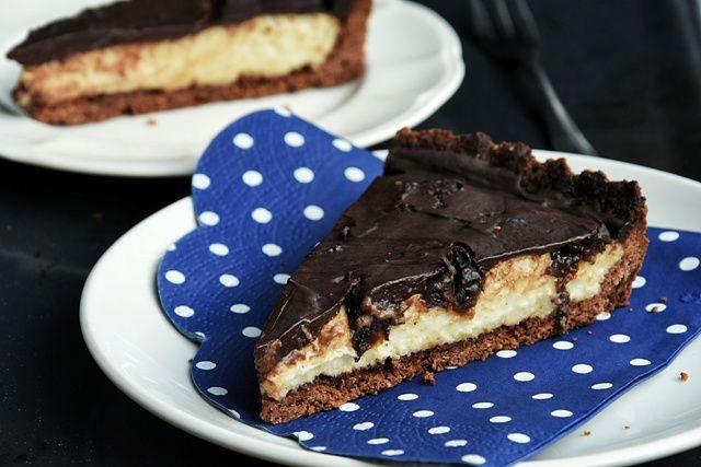 Śliwka w czekoladzie