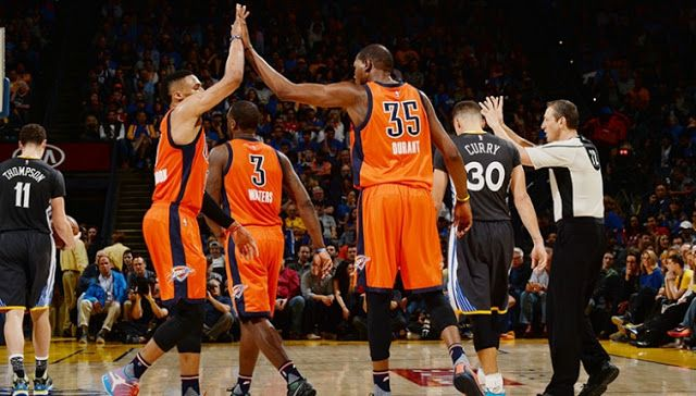 Oklahoma City Thunder vs Golden State Warriors Live Streaming NBA playoffs Online   OKLAHOMA CITY - Steph Curry used to sit in the fourth quarter but not this way.  In the last two seasons in his Golden State Warriors he had seized the NBA eyes MVP of rest in the fourth quarter after three quarters of pure domination was as familiar as a curry three or a green Draymond arm flexible. However as the final period began in Chesapeake Arena on Sunday night the Oklahoma City Thunder well on your…