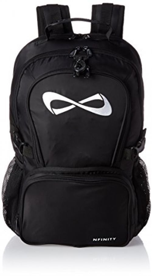 Laptop Backpack Gear Bag Travel Notebook One Size Bottle Holder Purse Shoulder #Nfinity