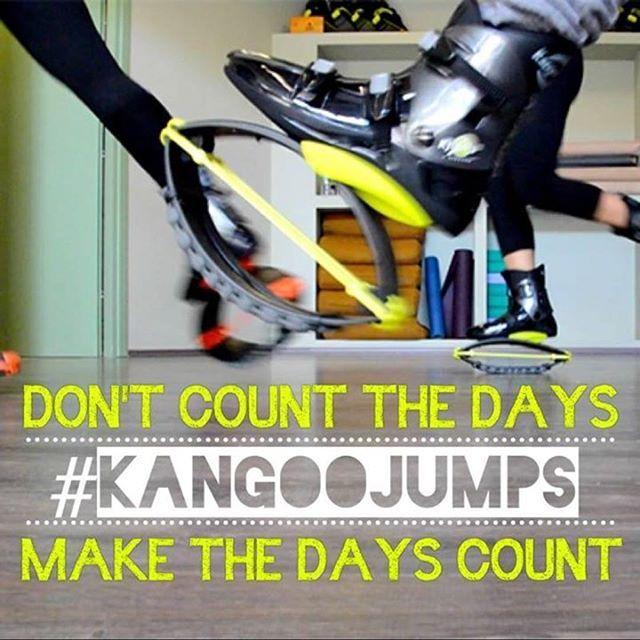 Make today count! #kangoojumps #kangoo #jumps ##havefungettingfit #fitness…