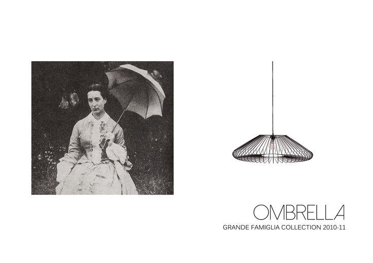 Ombrella lamp