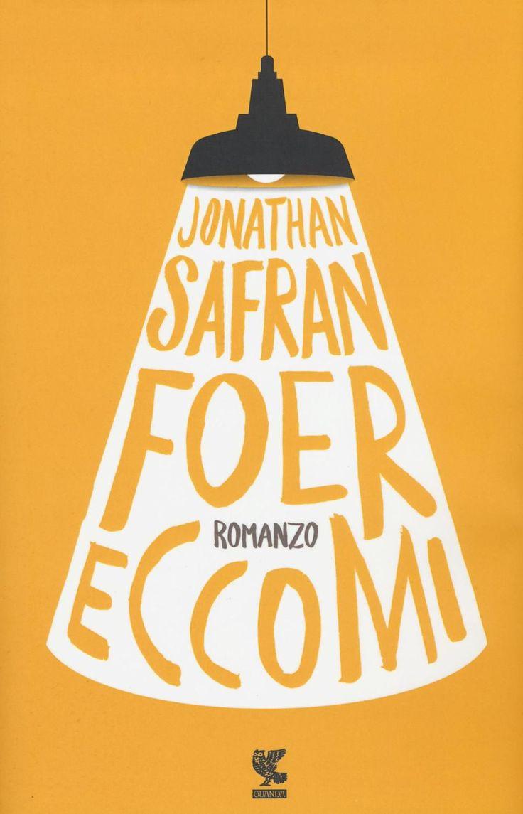 #eccomi di #JonathanSafranFoer è quel genere di #libro da rileggere ogni tot anni per capire a che punto siamo.