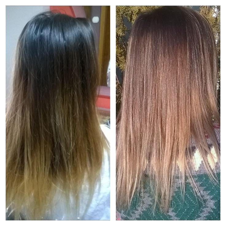 Makeover by Penny Voudouri balayage & toning