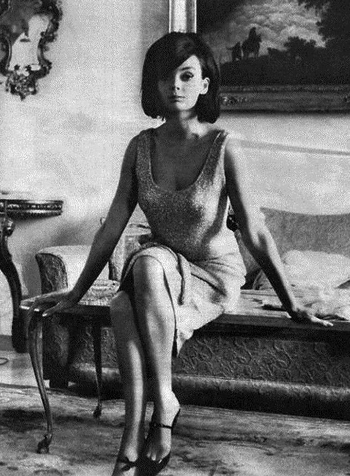 Barbara Steele Nude Photos 8