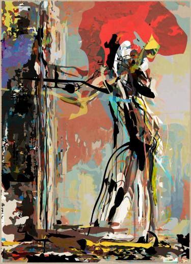 "Saatchi Art Artist JACEK TOFIL; New Media, ""always knock twice"" #art"