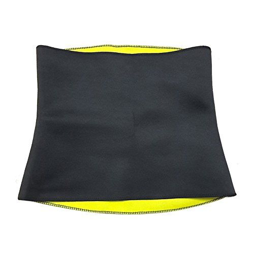 Fedi Apparel Slimming Waist Trimmer Belt Fat Burner Belly Body Wrap Body Shaper Abdomen Belt *** Check out the image by visiting the link.