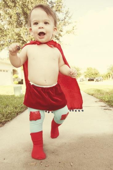 Nachooooooo Libreeeee! Easy costume to make for kids.