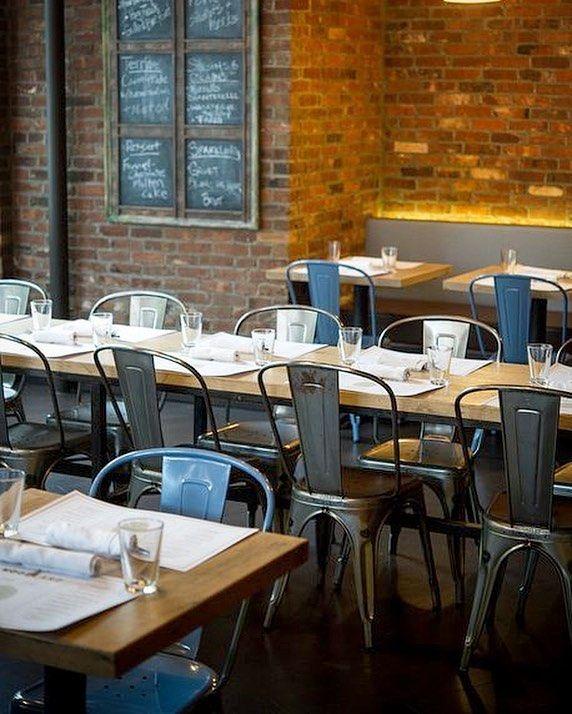 Colores texturas sabores sillas de estilo industrial para for Sillas para restaurante