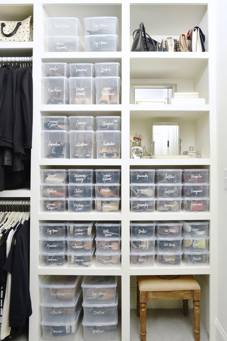 441 Best Closet Organization Images On Pinterest