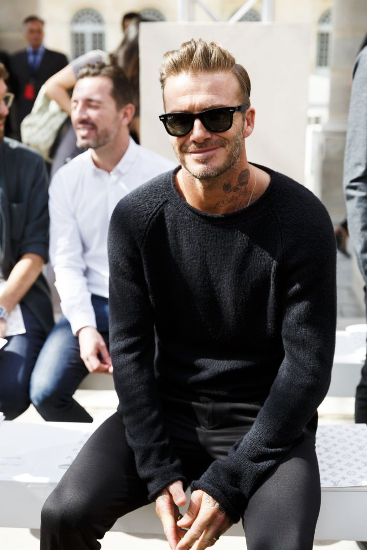 Best 25 David Beckham Style Ideas On Pinterest David