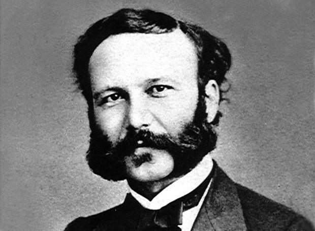 Ερρίκος Ντυνάν (1828 – 1910)