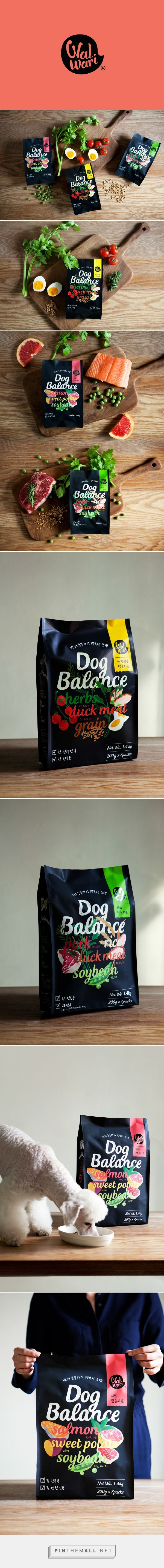 Dog Balance / pet food by Charry Jeon, Saerom Kang, ContentFormContext, KIWOONG HONG