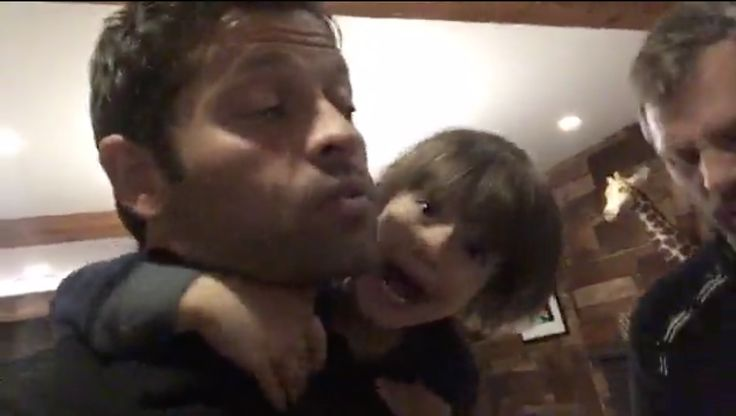 Misha Collins was live. about an hour ago ·  We are doing a livestream double feature right now. There is a treasure hunt involved. Really. The first movie is a short I directed. The second is a feature my friend darius and I did together. #http://apple.co/2gbyk8Y
