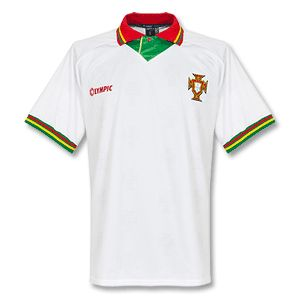Olympic 94-95 Portugal Away shirt - Grade 8 94-95 Portugal Away shirt - Grade 8 http://www.comparestoreprices.co.uk/football-shirts/olympic-94-95-portugal-away-shirt--grade-8.asp
