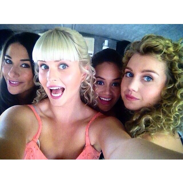 Mako Mermaids - the girls from Mako