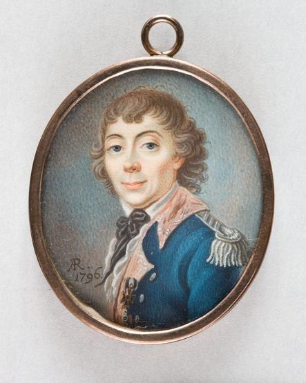Tadeusz Kościuszko (1746-1817)Anna Rajecka 1796 rok