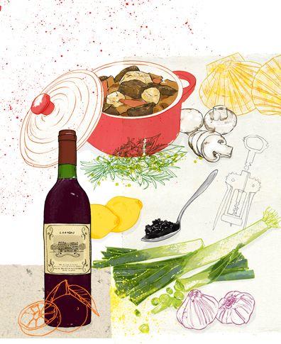 Clémence Monot, illustratrice, agence Marie Bastille @Clémence Monot // cette image appartient à son auteur et/ou l'agence Marie Bastille + d'infos sur le site //