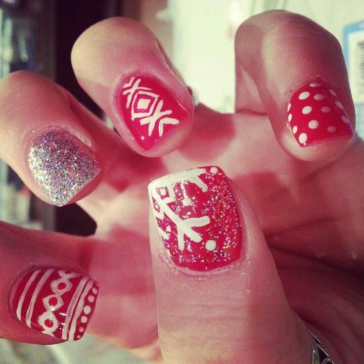 Winter nails | NAILed it | Pinterest | Winter nails, Nail ...