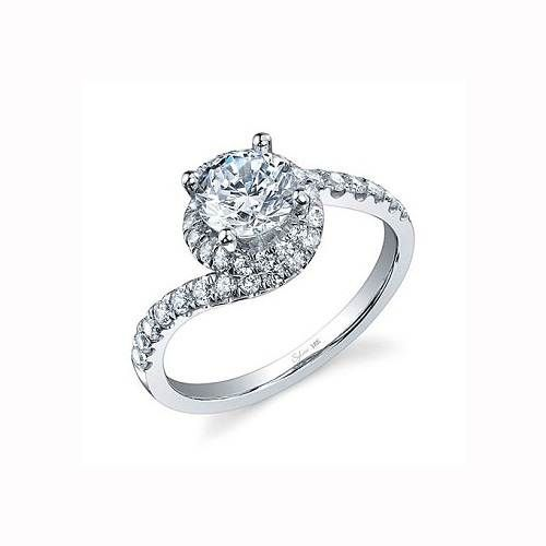 Modern Engagement Rings Canada