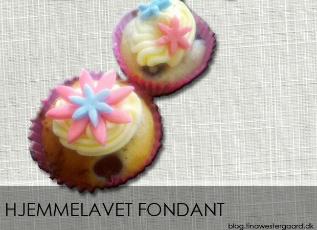 Homemade fondant see the recipe at Tinawestergaard.dk: Opskrifter